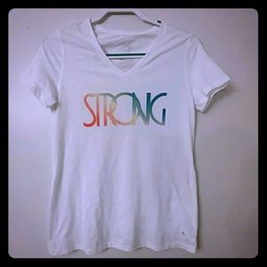 💪Strong T-Shirt by Danskin.